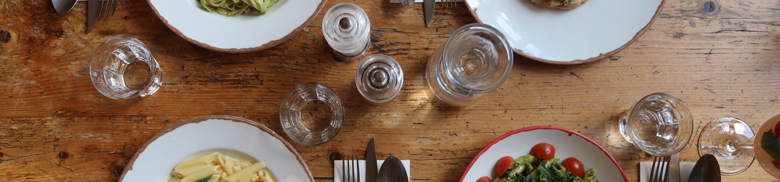 Titelbild Mittagstisch